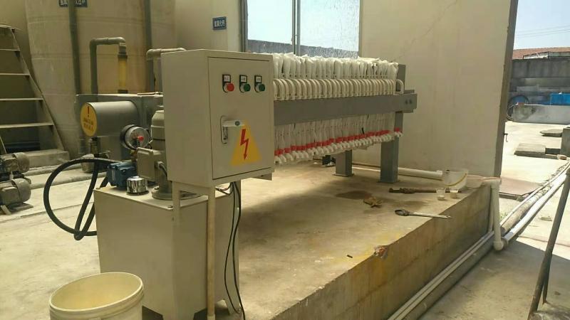 切削打磨液污水处理过滤设备