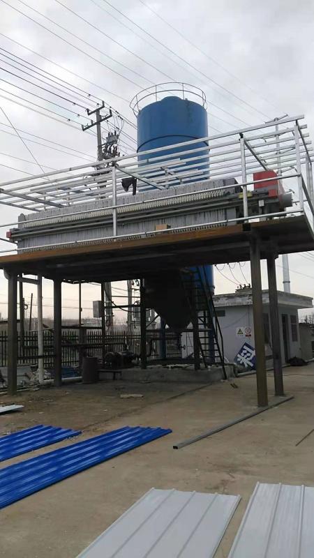 广西沙场污水处理设备