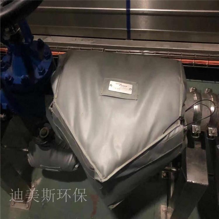 硫化机阀门隔热夹克