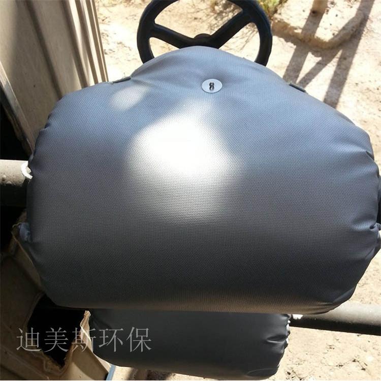 硫化机蒸汽阀门隔热被