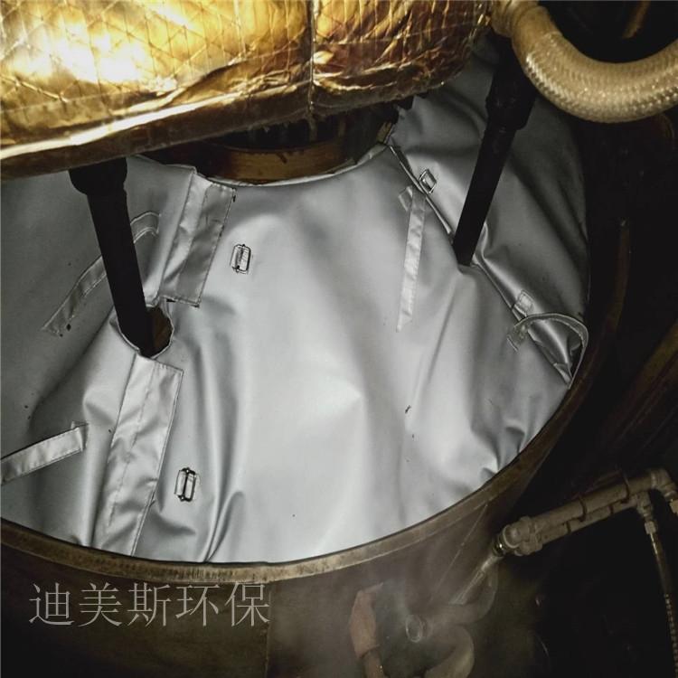 硫化机蒸汽阀门保温棉