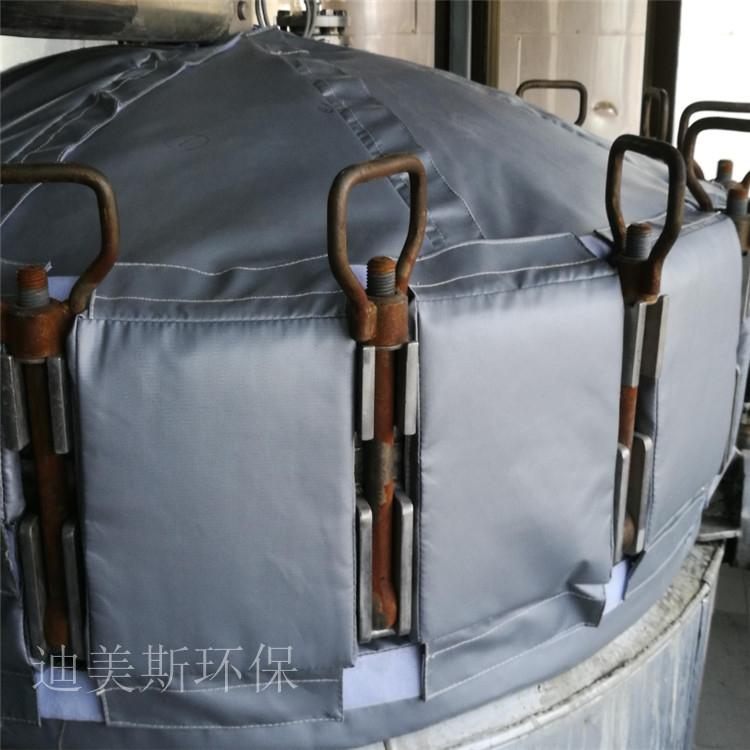 可拆卸集油管道保温棉