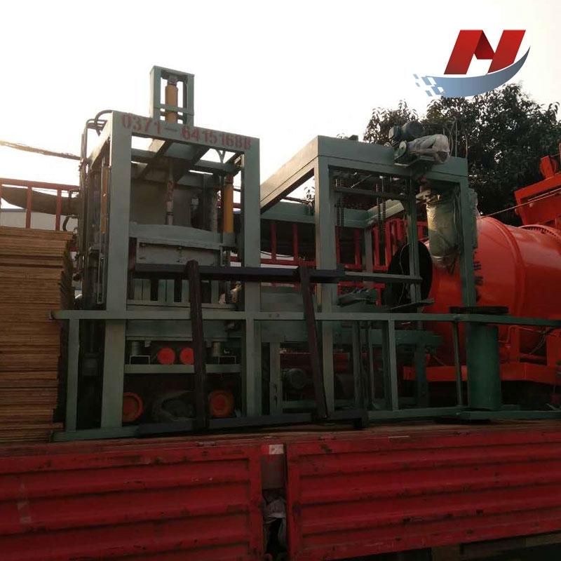 剪力墙支撑水泥垫块机 混凝土预制垫块机