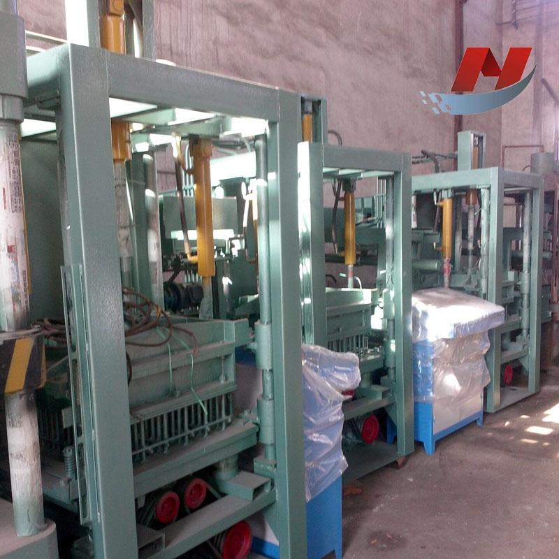 化粪池井砖机 观察井液压砖机 全自动制砖机