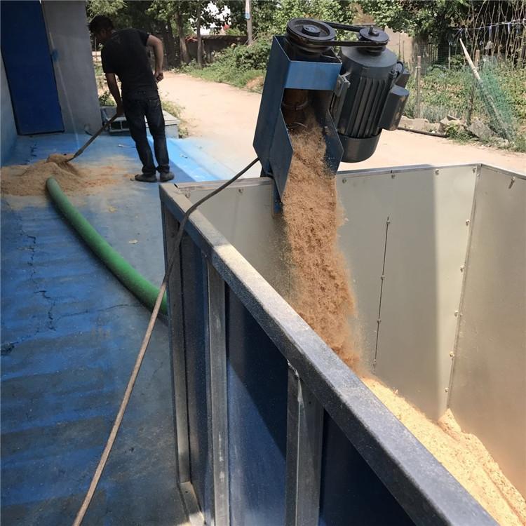 水稻软管吸粮输送机