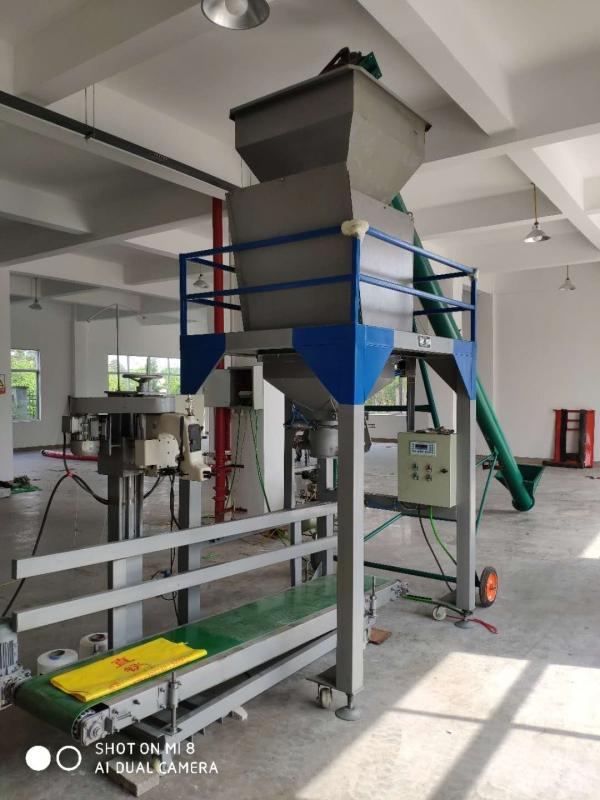 化工厂工业盐包装机