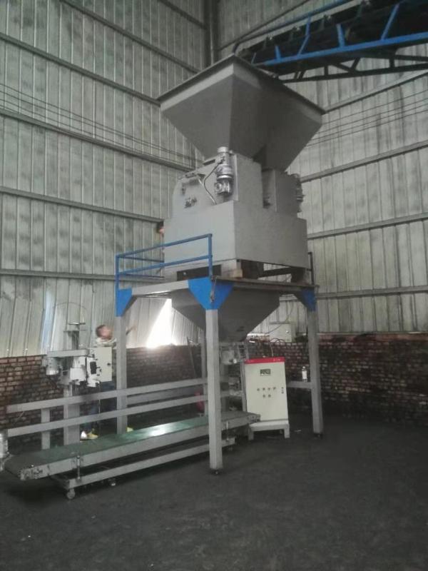 型煤定量煤炭包装机
