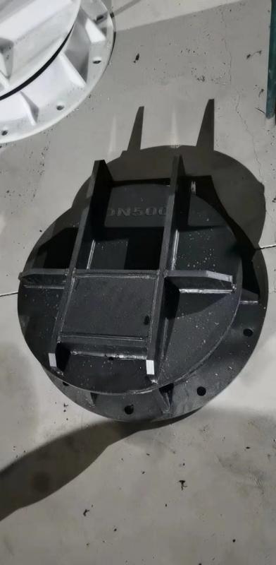 DN1000塑料拍门