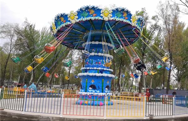 郑州海洋飞椅