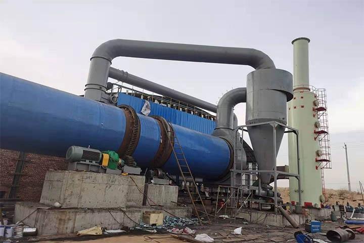 大型节能环保煤泥烘干机设备