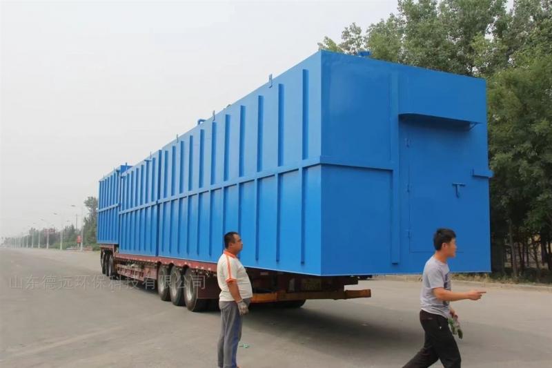 山西吕梁农村生活污水处理设备生产厂家
