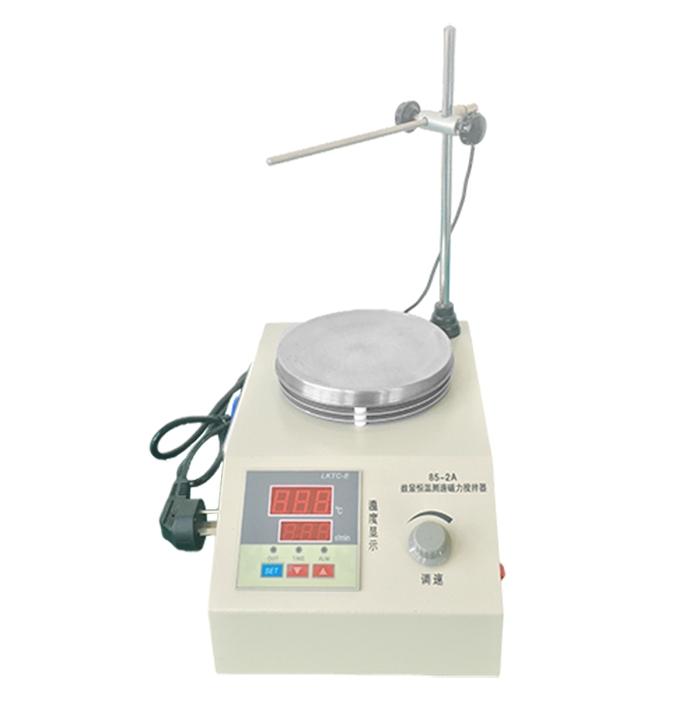 上海长肯85-2A数显恒温测速搅拌器厂家