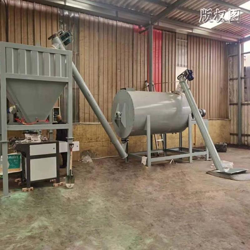 郑州干粉砂浆设备厂家电话