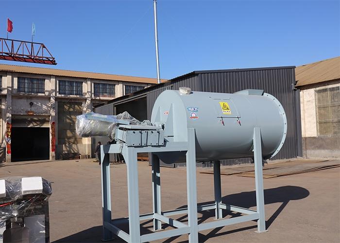 3吨干粉砂浆搅拌机厂家