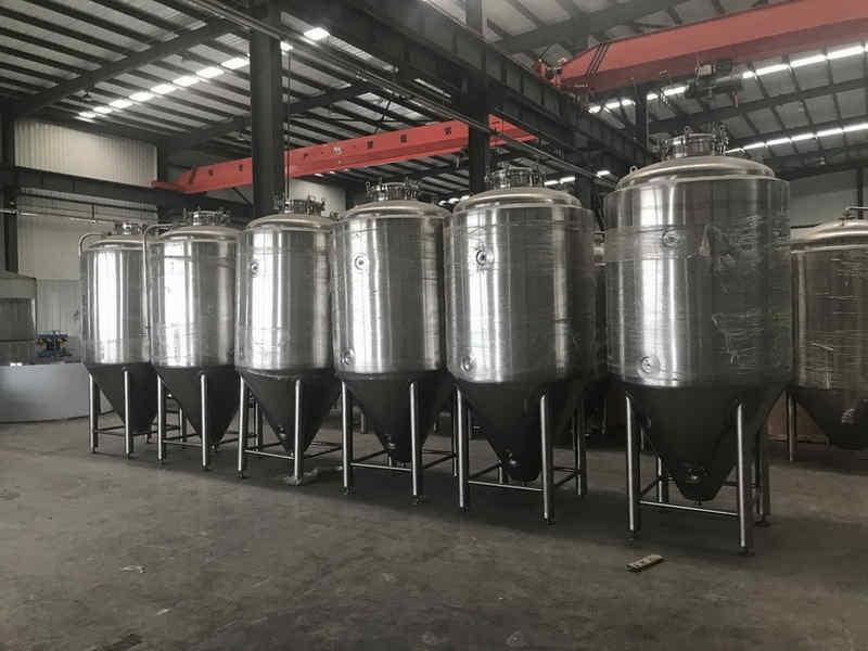 制作啤酒的机器多少钱