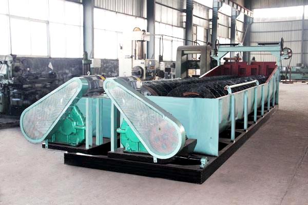 螺旋洗矿机