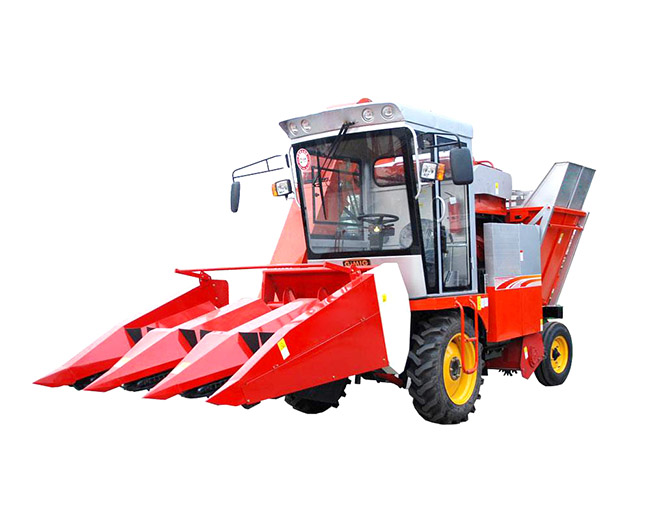 玉米收获机