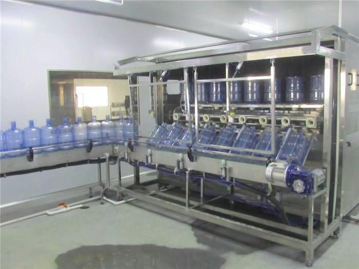 桶装纯净水设备