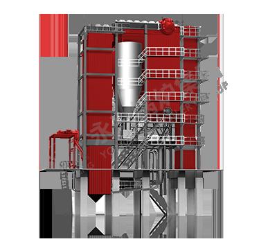 DHX型循环流化床锅炉