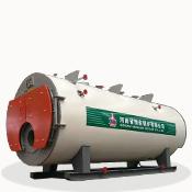 WNS型全自动燃油燃气蒸汽锅炉