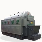 DZL型卧式燃煤(生物质)链条蒸汽锅炉