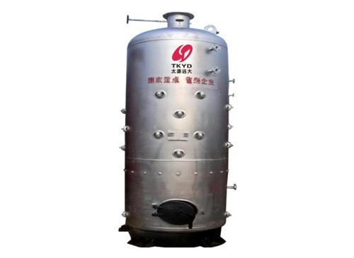 LSH系列立式燃煤蒸汽锅炉