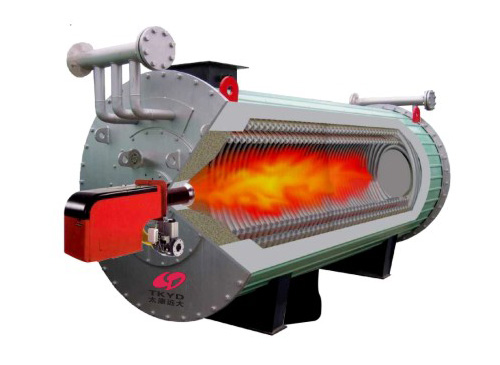 YYW系列燃气导热油锅炉
