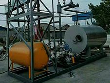 燃气,燃油导热油锅炉