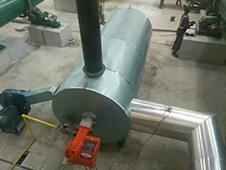 燃气,燃油热风炉