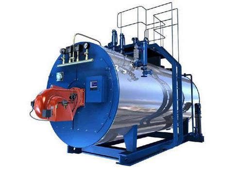 燃油(气)卧式蒸汽锅炉