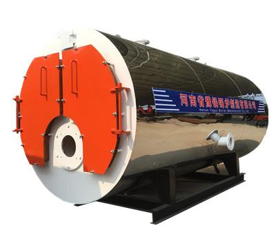 燃油(气)卧式热水锅炉