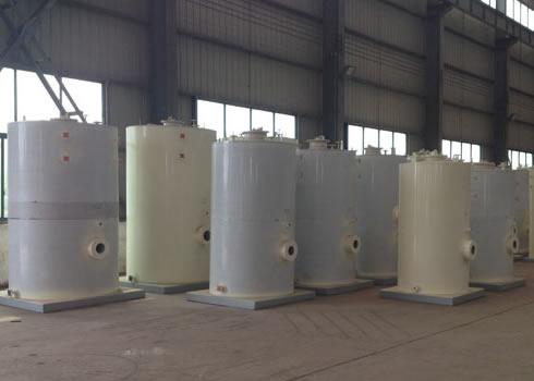 燃甲醇立式热水锅炉
