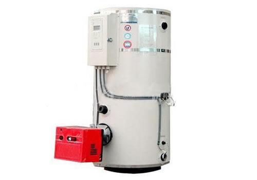 燃油燃气立式热水锅炉