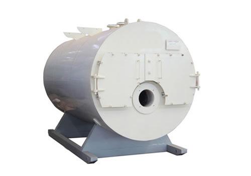 燃油燃气卧式热水锅炉