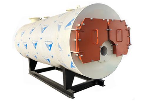 甲醇卧式热水锅炉