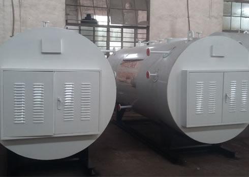 CWDR电加热热水锅炉