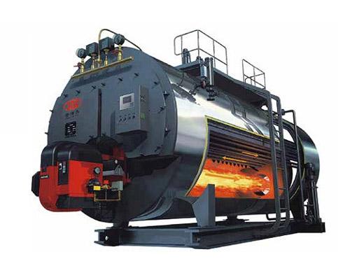 WNS系列冷凝蒸汽锅炉