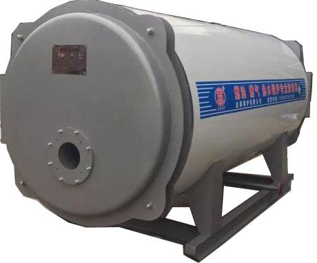 WNS燃油气三回程常压热水锅炉