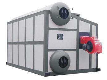 SZS燃气(油)蒸汽锅炉