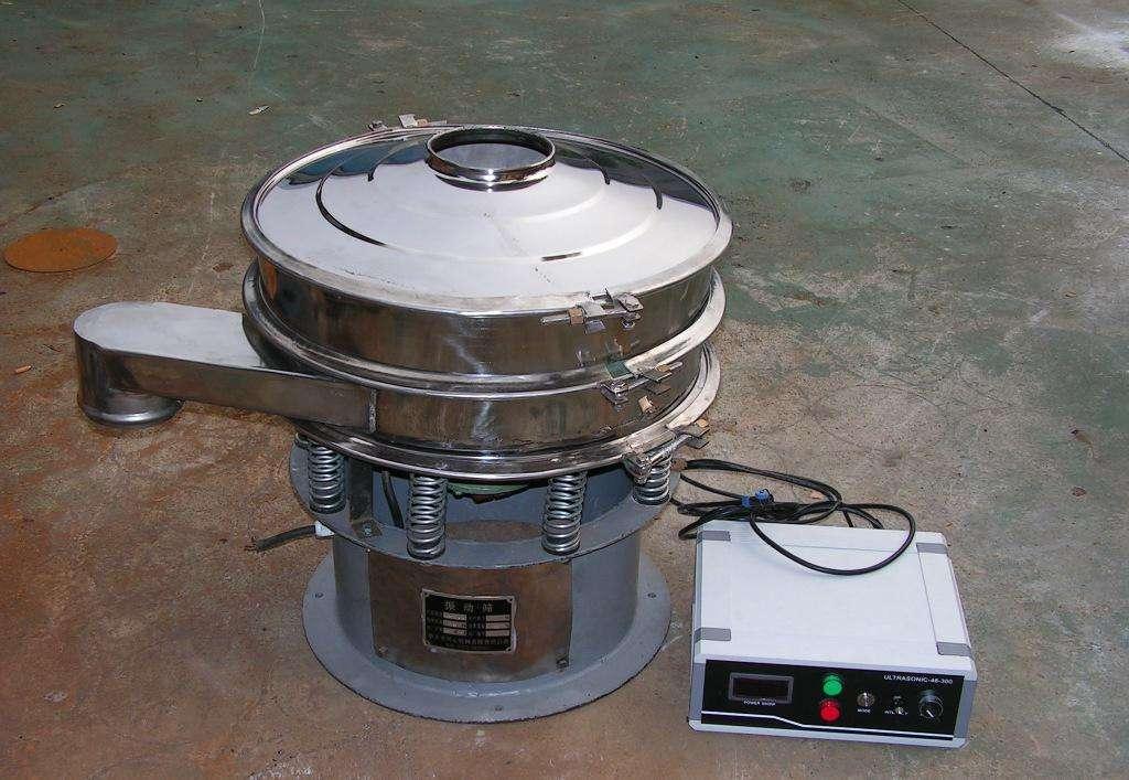 东源机械超声波振动筛