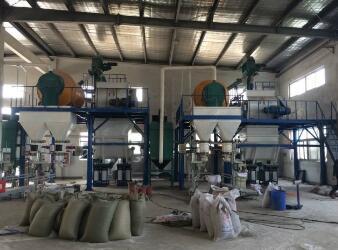 干粉砂浆设备报价表