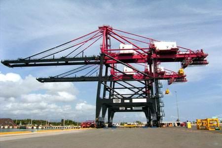 港口起重机节能
