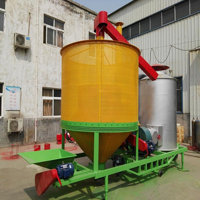 水稻烘干机原理