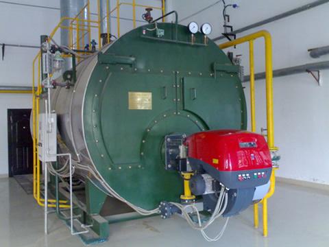 燃气锅炉使用方法