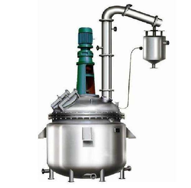 电加热反应釜原理