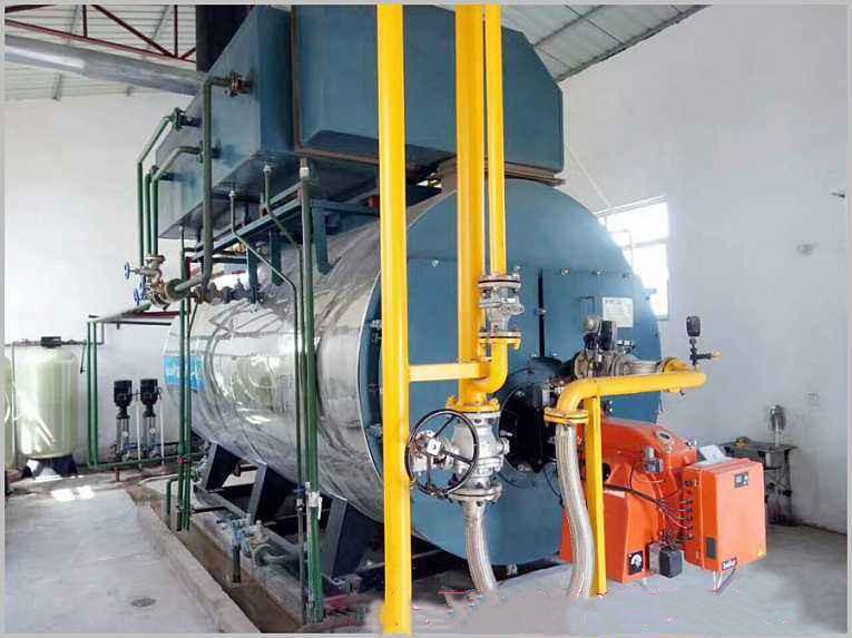 天然气锅炉技术特点