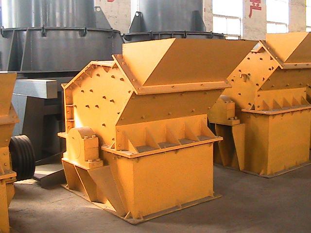 鹅卵石制砂机设备