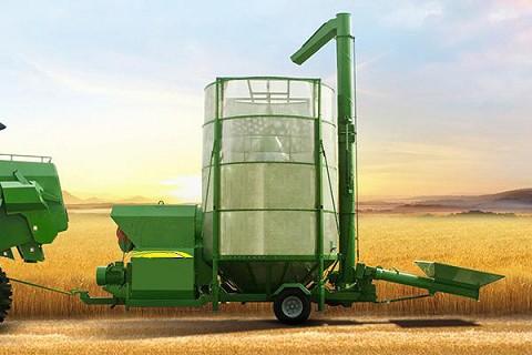 水稻烘干机