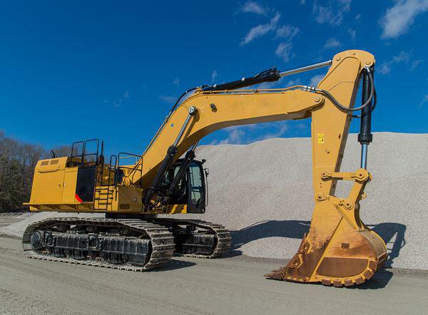 特大型挖掘机