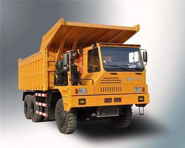 宽体矿用卡车